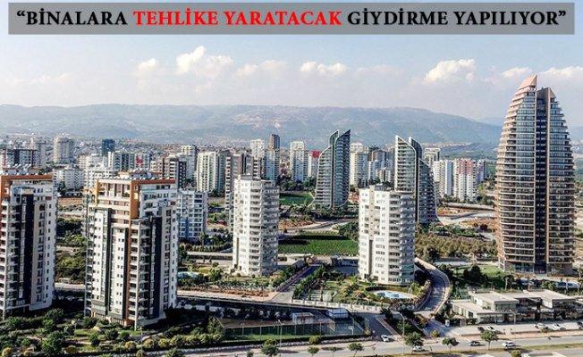 Yenişehir'de İbrahim Genç Binalara Kendi mi Ruhsat Veriyor ?