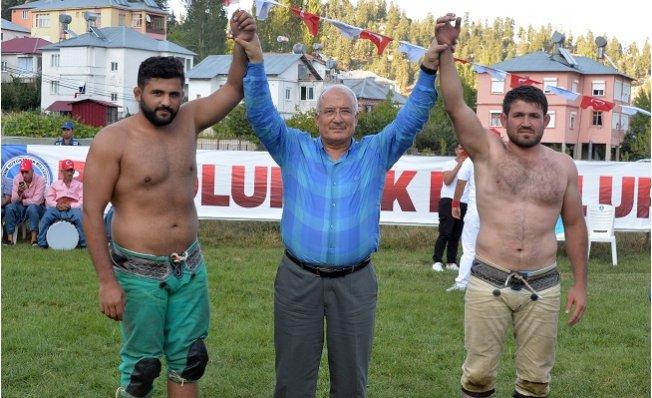 5. Geleneksel Karakucak Güreşleri Anamur'da başladı