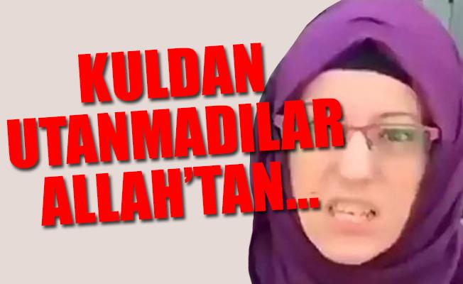 Başörtülü Kadınlar 'Allah Rızası' Filan Dinlemedi...