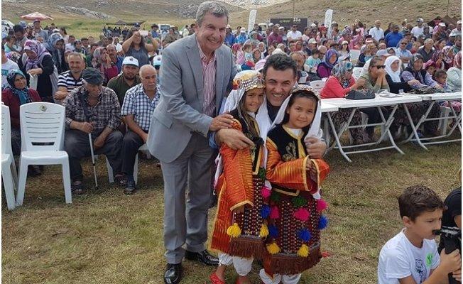 Boynuinceli Yörük Kültür Festivali Coşkulu Geçti.