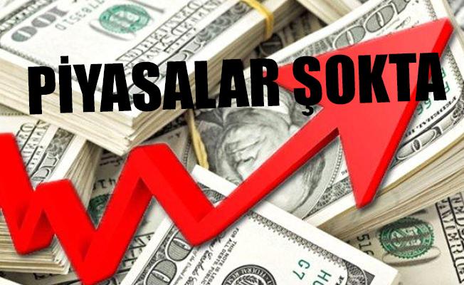 Dolar Yeniden Yükselişe Geçti...
