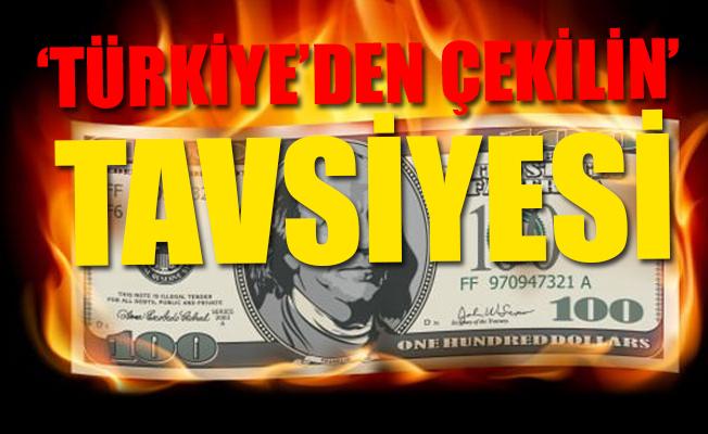 Flaş Uyarı... 'Türkiye'de İşler Kontrolden Çıkmak Üzere'