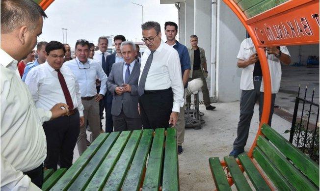 Mersin'de 'Hükümlüler Meslek Ediniyor' Projesi Başladıı