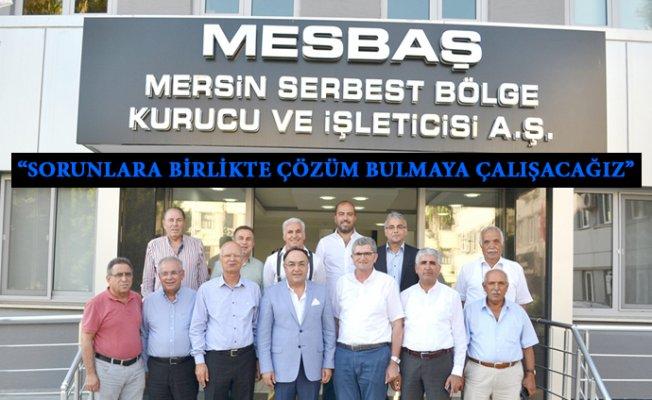 MESİAD'dan MESBAŞ'a Ziyaret