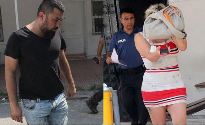 Polisi Darp Eden Travesti ile Sevgilisi Adliyeye Sevk Edildi
