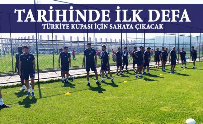 Tarihinde İlk defa Türkiye Kupası İçin Sahaya Çıkacak