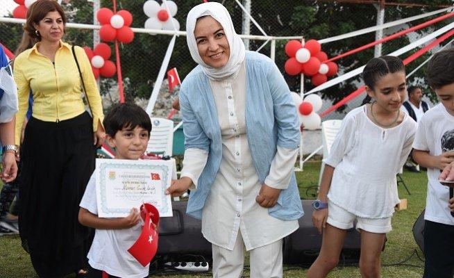 Tarsus Belediyesi Yaz Spor Okulu Sona Erdi