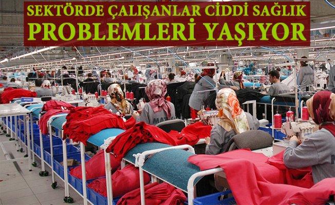 Tekstil İşçisine İş Sağlığı Semineri