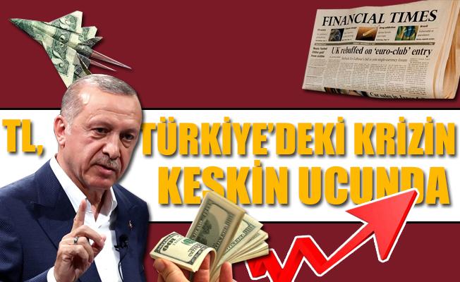 Türkiye Asıl Krizin Ucunda