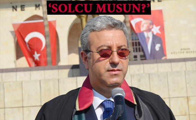 """Türkiye'ye Girişte; """"Solcumusun? Sorusu"""
