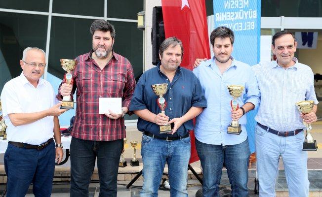 34. Uluslararası Mersin Briç Turnuvası Sona Erdi