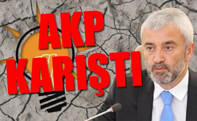 AKP'de Büyük Kavga... Bir Belediye Başkanı Daha İstifaya mı Zorlanıyor?