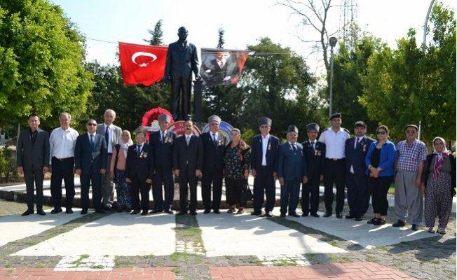 Bozyazı'da 'Gaziler Günü' Kutlandı
