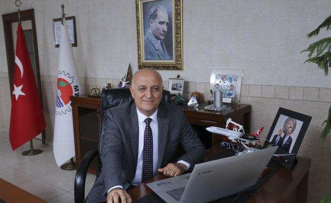 """Kızıltan: """"KOBİ'ler Koşarsa Türkiye Ekonomisi Koşar"""""""