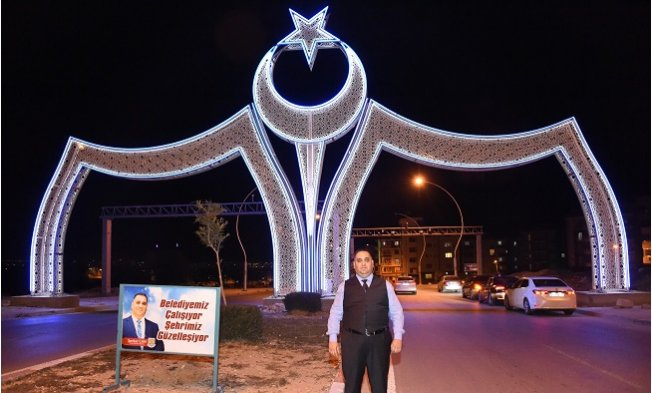 Ledli Aydınlatmalar Tarsus'un Çehresini Değiştirdi