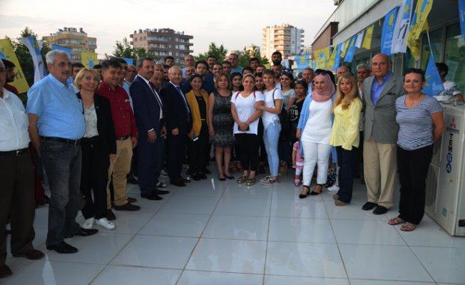 Mersin'de İYİ Parti Eski İl Başkanı Servet Koca Yeniden Atandı