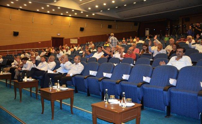 MHP'liler Mersin'de Son Büyükşehir Meclisine Katılmadı.