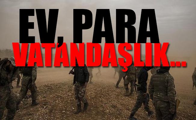 ÖSO Militanlarının Aileleri Türkiye'de 'İhya' Edilecek İddiası