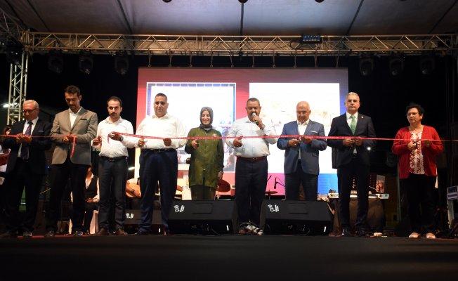 Tarsus'ta Yapımı Tamamlanan Hizmetler Törenle Açıldı