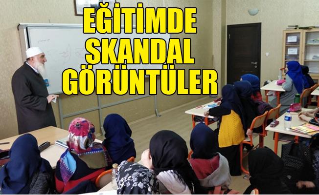 Ankara'da Sarıklı Cübbeli Ders