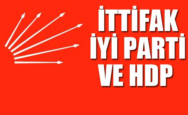 CHP'de İttifak Görüşmeleri Başlıyor