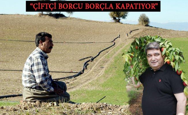 """CHP'li Vekilden """"Tarlalara İcra Geliyor"""" Uyarısı"""