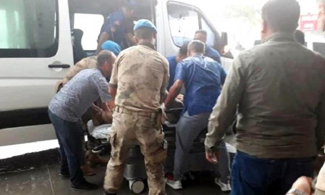 Mersin'de Askeri Araç Devrildi: 7 Yaralı