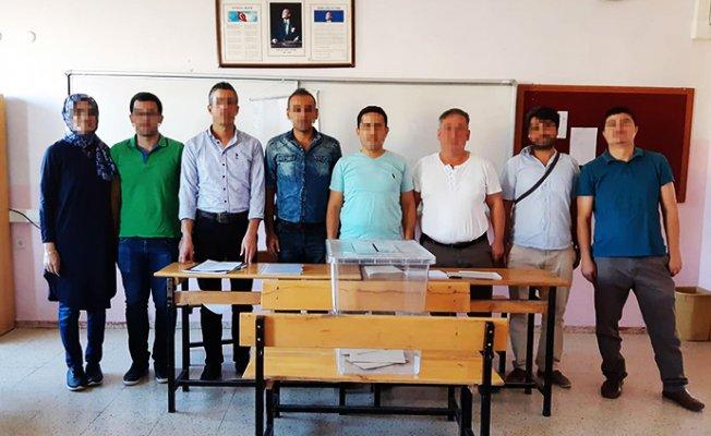 Mersin'de Eğitim Bir-Sen Seçimlerinde Darp ve Tehdit İddiası