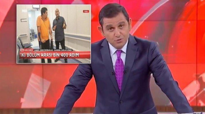 Mersin'deki O Haber İçin Fatih Portakal Mesleği Bırakırım Demişti.