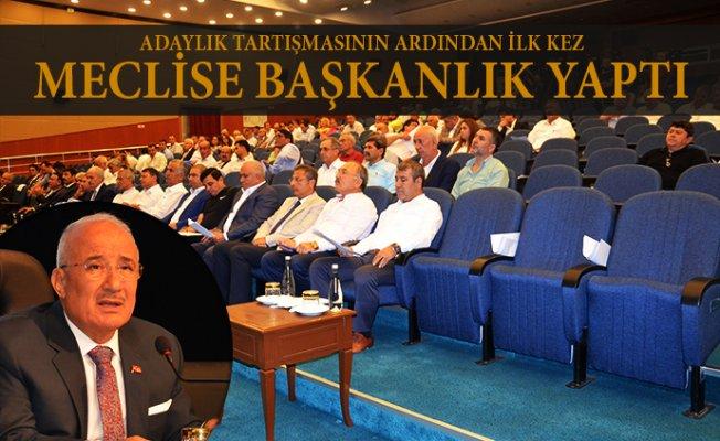 MHP'li Belediye Başkanları Büyükşehir Meclisinde Biraraya Gelmiyorlar