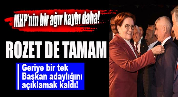 MHP Mersin'de Bir İsmi Daha İYİ Parti'ye Kaptırdı