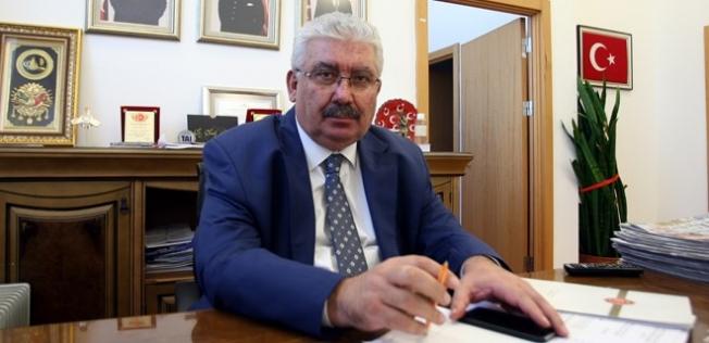MHP'nin Kırmızı Çizgisi Devlet Bahçeli'dir