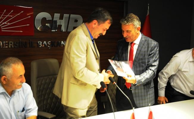 Serdal Kuyucuoğlu, Resmen Büyükşehir Belediye Başkan A.Adayı Oldu