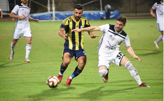 TFF 2. Lig: Tarsus İdman Yurdu 3 - Manisa Büyükşehir Belediyespor: 1