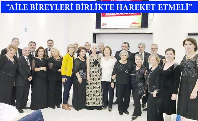 Türkiye Alzheimer Derneği Mersin Şubesi'nin, Mücadelesi Sınırları Aştı