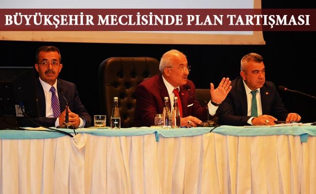 AK Parti'den  1/5 Binlik Planlara 'şerh' Koymak İstedi