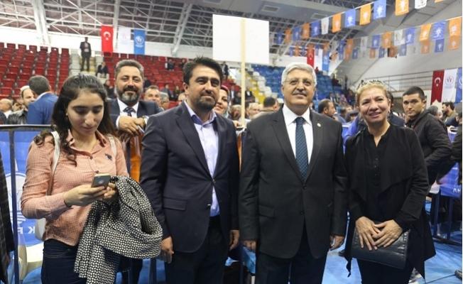 AK Parti Mersin'de Temayül Yoklaması Yaptı