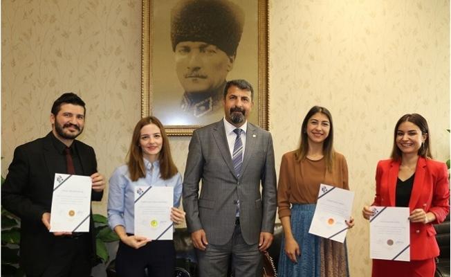 Avukatlar 'Konkordato Komiserliği Sertifikası' Aldı