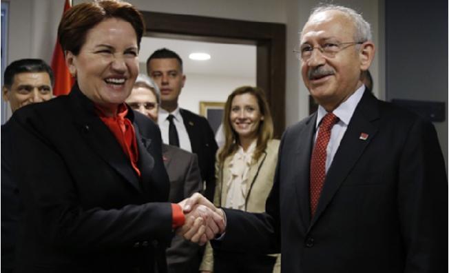 CHP ve İYİ Parti Mersin'de Anket Sonuçlarına Bakacak