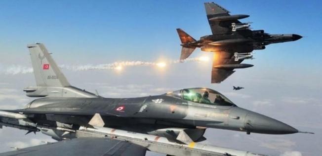Kuzey Irak'ta 19 Terörist Öldürüldü...