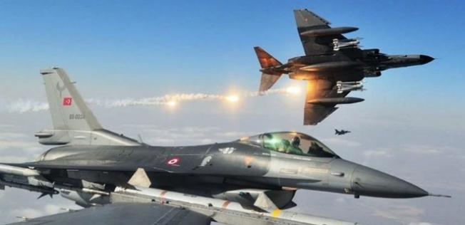 Kuzey Irak'taki Hava Harekatında 14 Terörist Etkisiz Hale Getirildi