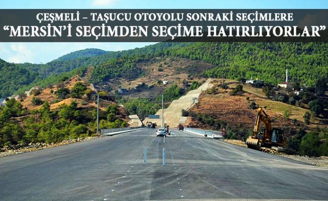 Mersin'de Akıbeti Belirsiz Otoban Yol Ne Olacak ?