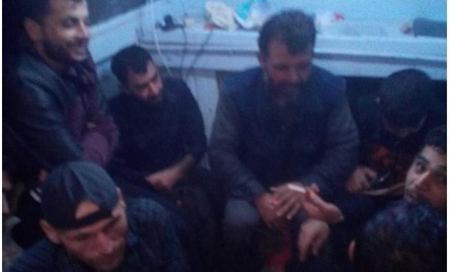 Mersin'de Mülteci Teknesi Battı: 11 Suriyeli Kurtarıldı