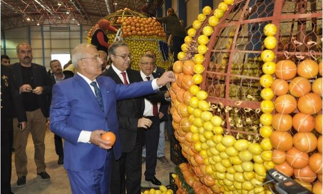 Mersin'de Narenciye Festivali Heyecanı