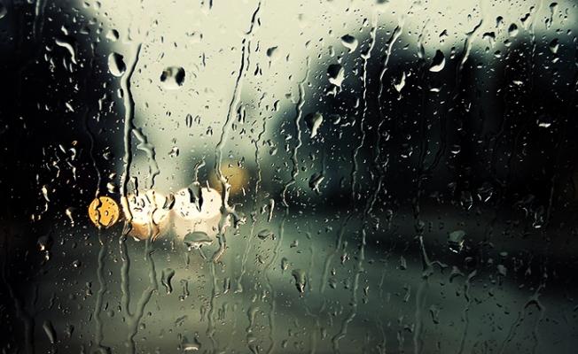 Mersin İçin Sağanak Yağış Uyarısı