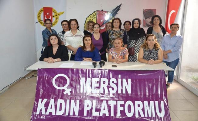 Mersin Kadın Platformundan, Mezitli Kent Konseyine Tepki