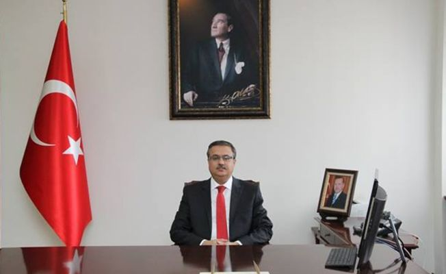 Vali Ali İhsan Su, Atatürk'ün Ölümünün 80.Yılı Dolayısıyla Mesaj Yayımladı