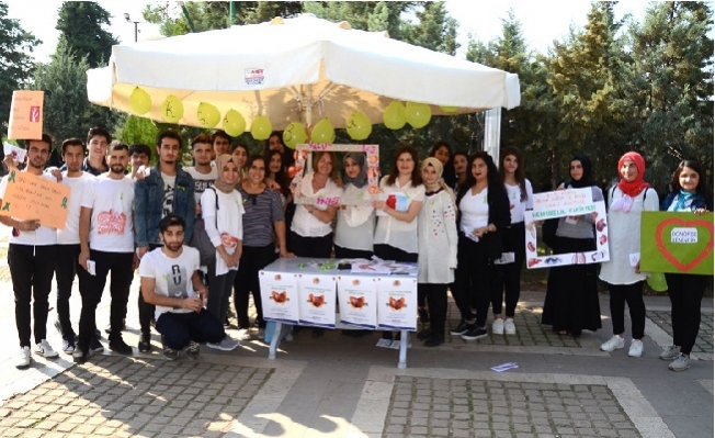 MEÜ'de Organ ve Doku Bağışı Haftası Etkinliği