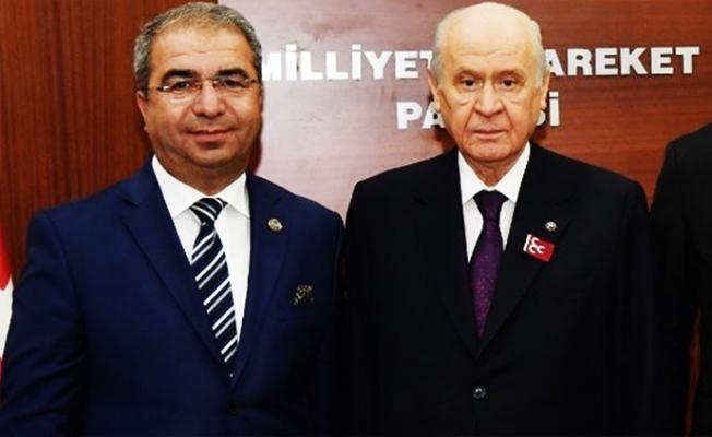 MHP Çamlıyayla'da, İsmail Tepebağlı İle Yola Devam Dedi