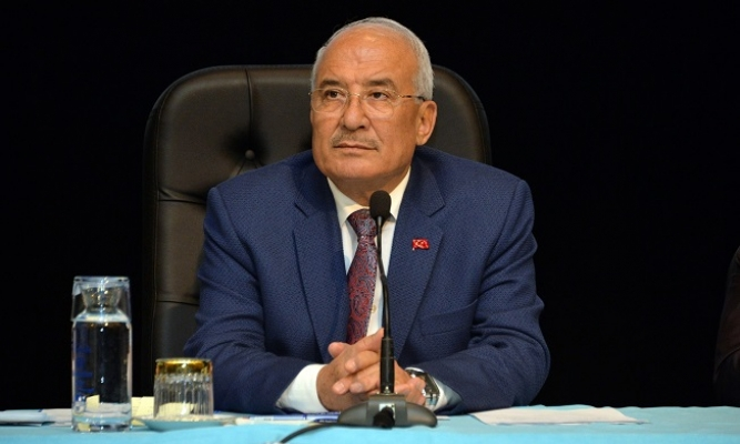 MHP'li Başkan Kocamaz, Partisinden İstifa Etti